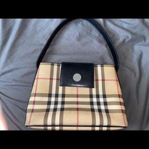 Authentic Burberry Nova Check Shoulder Bag